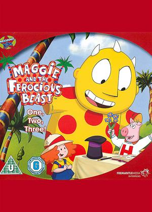 Maggie and the Ferocious Beast: One Two Three Online DVD Rental
