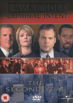 Law and Order: Criminal Intent: Series 2 Online DVD Rental