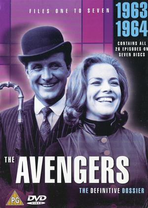 The Avengers: 1963-1964 the Definitive Dossier Online DVD Rental