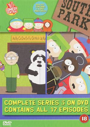 Rent South Park: Series 3 Online DVD Rental