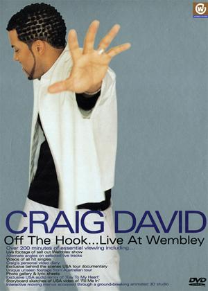 Rent Craig David: Off the Hook Online DVD Rental