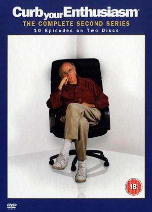 Rent Curb Your Enthusiasm: Series 2 Online DVD Rental
