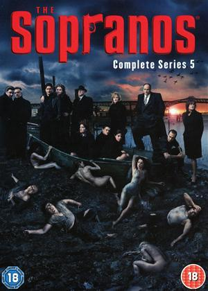 Rent The Sopranos: Series 5 Online DVD Rental