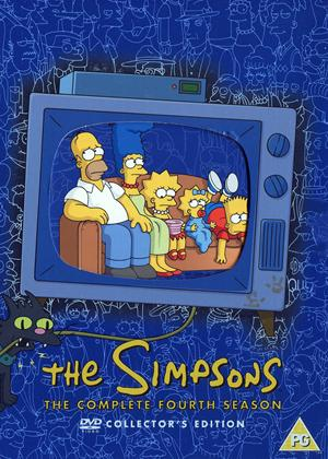The Simpsons: Series 4 Online DVD Rental