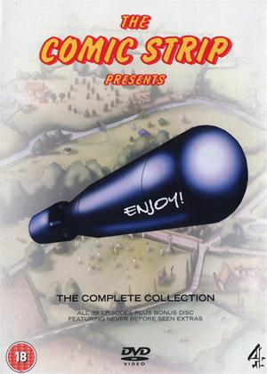 Comic Strip Presents: The Complete Collection Online DVD Rental