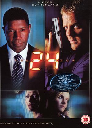 Rent 24 (Twenty Four): Series 2 Online DVD Rental