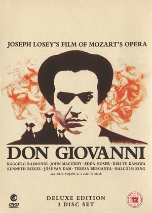 Mozart: Don Giovanni Online DVD Rental