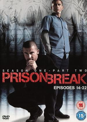 Rent Prison Break: Series 1: Part 2 Online DVD Rental