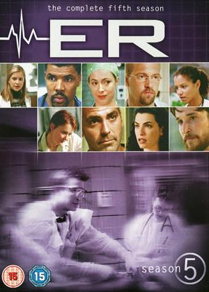 ER: Series 5 Online DVD Rental