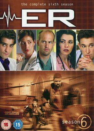 ER: Series 6 Online DVD Rental