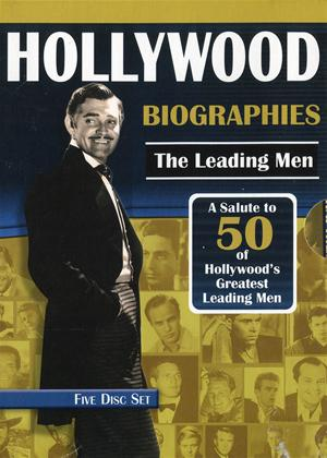 Hollywood Biographies: The Leading Men Online DVD Rental