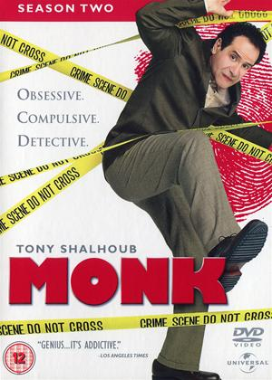 Monk: Series 2 Online DVD Rental