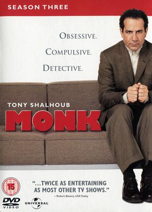 Monk: Series 3 Online DVD Rental