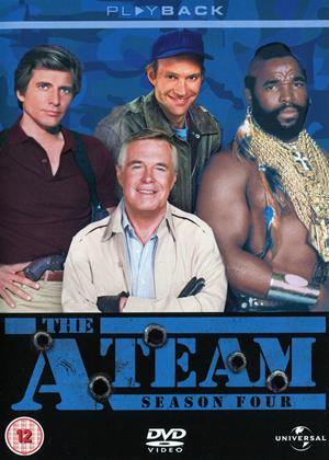 Rent The A-Team: Series 4 Online DVD Rental