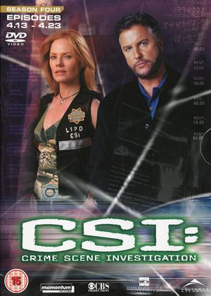 Rent CSI: Series 4: Part 2 Online DVD Rental