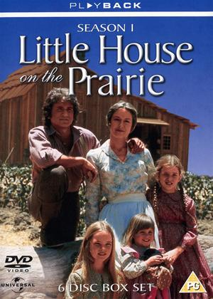 Rent Little House on the Prairie: Series 1 Online DVD Rental