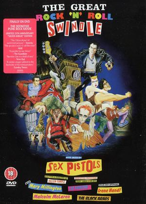 Rent Sex Pistols: The Great Rock 'n' Roll Swindle Online DVD Rental