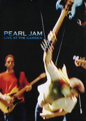 Pearl Jam: Live at the Garden Online DVD Rental