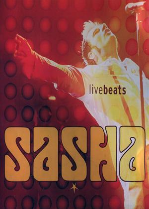 Sasha: Livebeats Online DVD Rental