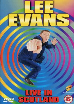 Lee Evans: Live in Scotland Online DVD Rental