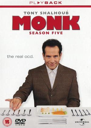 Monk: Series 5 Online DVD Rental