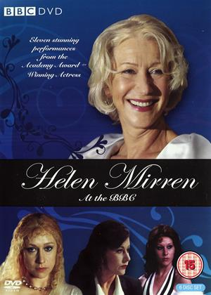 Helen Mirren at the BBC Online DVD Rental