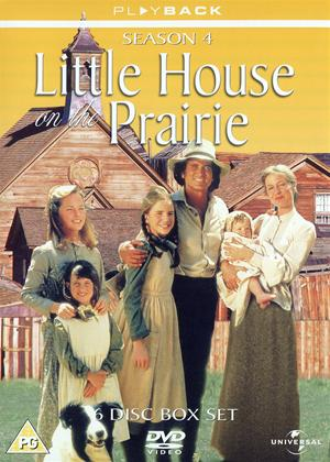 Little House on the Prairie: Series 4 Online DVD Rental