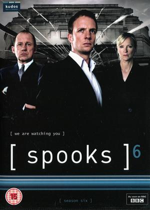 Spooks: Series 6 Online DVD Rental