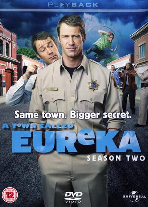 Rent A Town Called Eureka: Series 2 Online DVD Rental