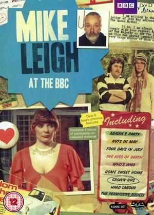 Rent Mike Leigh at the BBC: Who's Who / Grown-Ups Online DVD Rental