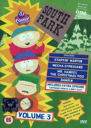 Rent South Park: Vol.3 Online DVD Rental