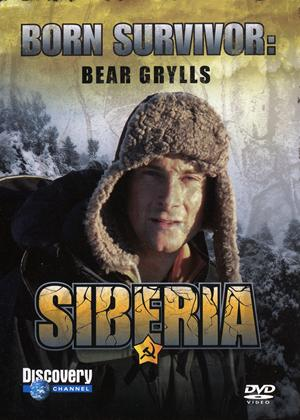 Bear Grylls: Born Survivor: Siberia Online DVD Rental