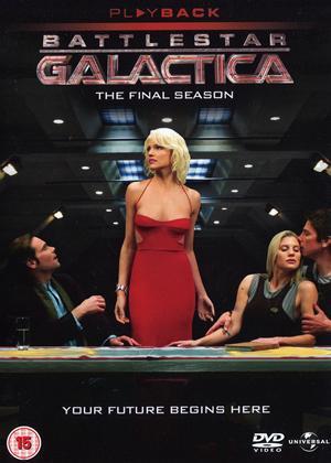 Rent Battlestar Galactica: Series 5 Online DVD Rental