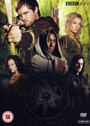 Rent Robin Hood: Series 3 Online DVD Rental