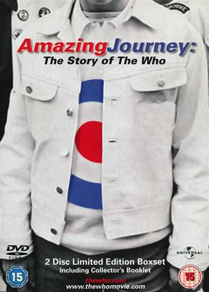 Rent The Who: Amazing Journey: Six Quick Ones Online DVD Rental