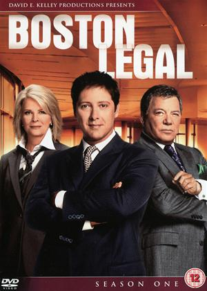 Boston Legal: Series 1 Online DVD Rental