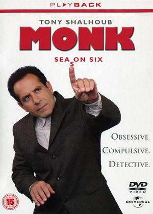 Monk: Series 6 Online DVD Rental