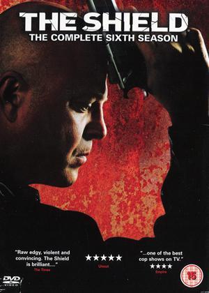 The Shield: Series 6 Online DVD Rental