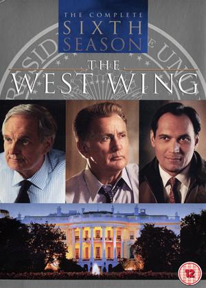 Rent The West Wing: Series 6 Online DVD Rental