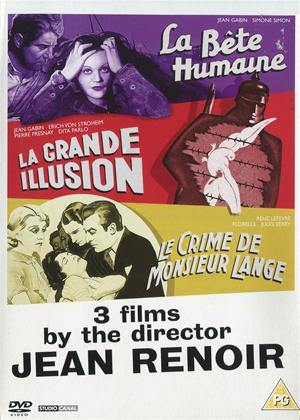 Rent The Crime of Monsieur Lange (aka Le crime de Monsieur Lange) Online DVD Rental