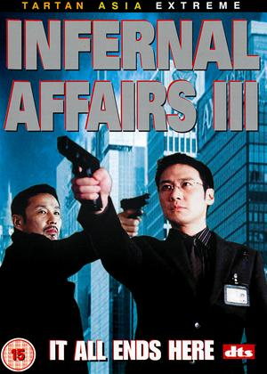 Infernal Affairs 3 Online DVD Rental