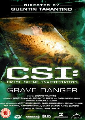 CSI Grave Danger: The Tarantino Episodes Online DVD Rental