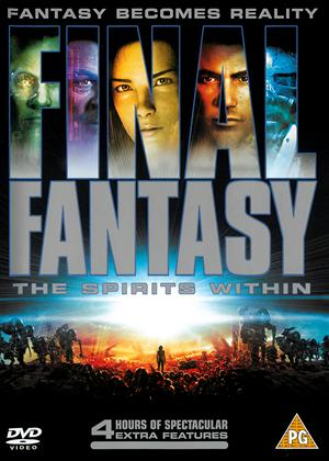 Final Fantasy: The Spirits Within Online DVD Rental