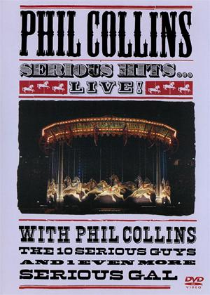 Rent Phil Collins: Serious Hits Live! Online DVD Rental