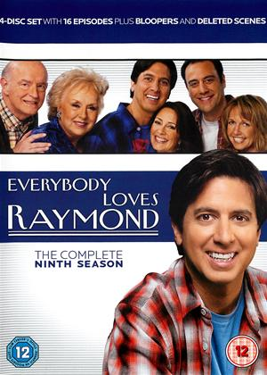 Rent Everybody Loves Raymond: Series 9 Online DVD Rental