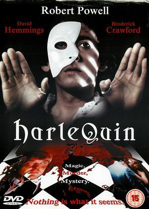 Rent Harlequin (aka Dark Forces) Online DVD Rental