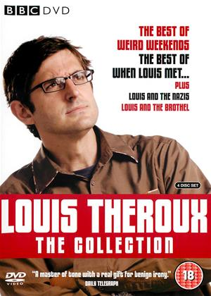Louis Theroux Collection Online DVD Rental