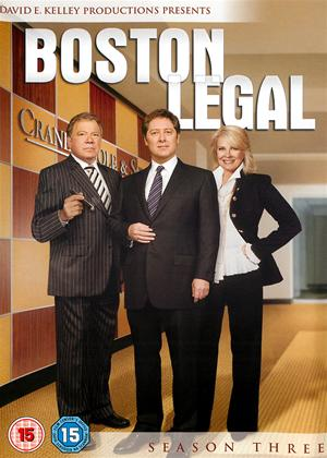 Boston Legal: Series 3 Online DVD Rental