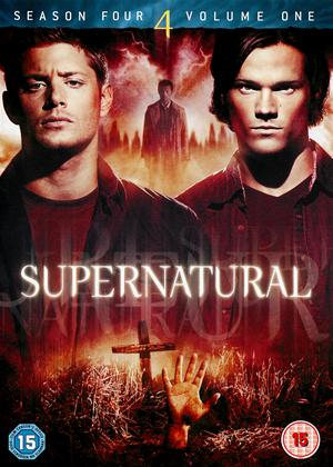 Supernatural: Series 4: Part 1 Online DVD Rental