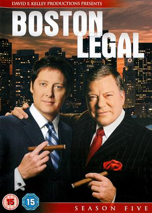 Boston Legal: Series 5 Online DVD Rental
